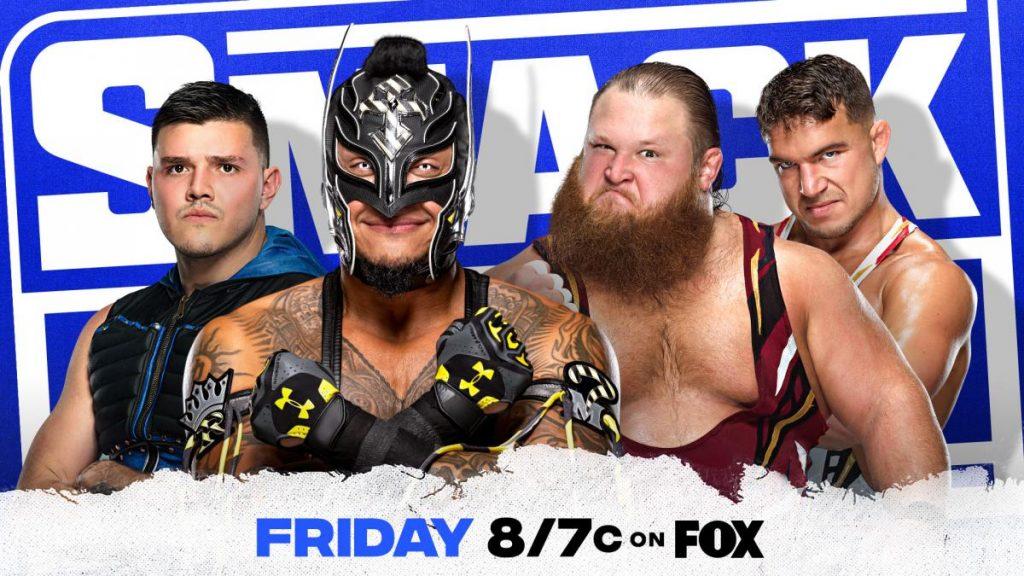 Previa WWE SmackDown 16 de abril de 2021