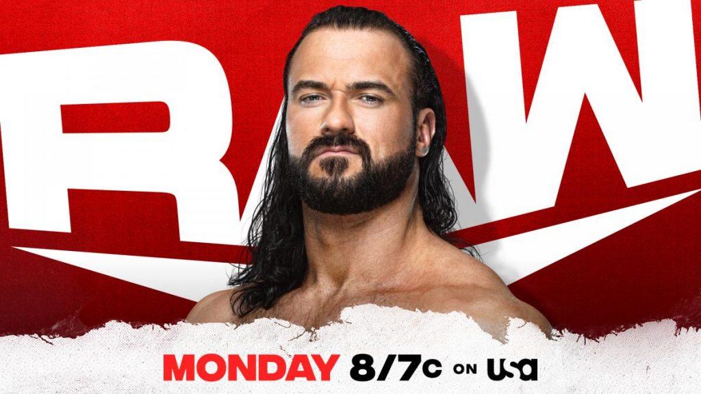 Previa WWE RAW 19 de abril de 2021