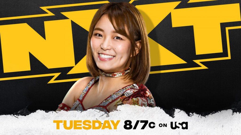 Previa WWE NXT 20 de abril de 2021