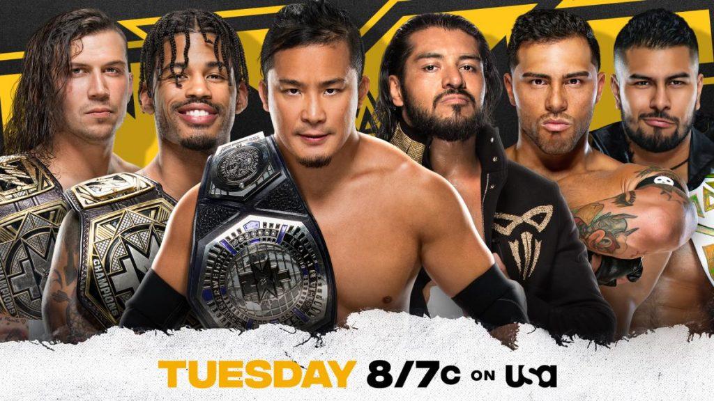 Previa WWE NXT 27 de abril de 2021