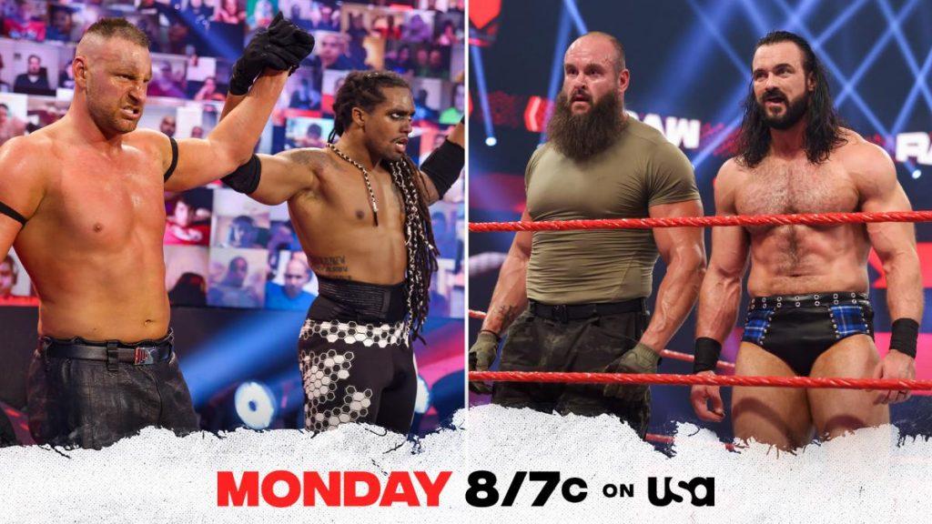 Previa WWE RAW 26 de abril de 2021