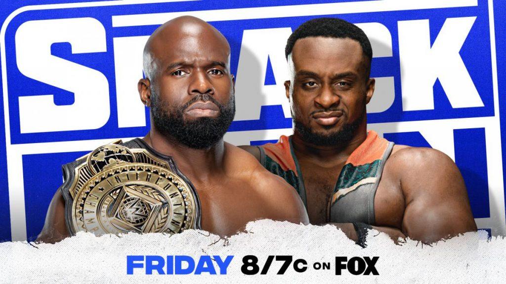 Previa WWE SmackDown 30 de abril de 2021