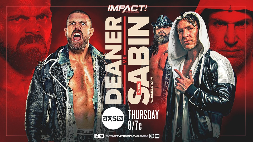 Previa IMPACT Wrestling 8 de abril de 2021