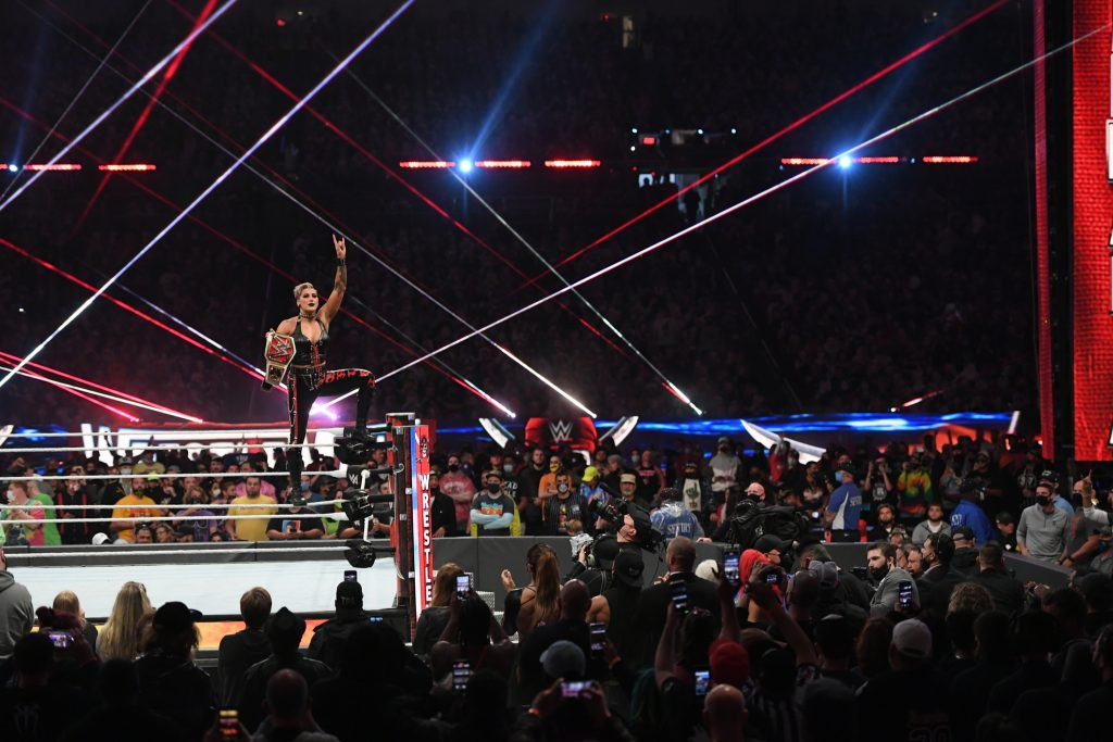 Power Rankings: WrestleMania 37 noche 2