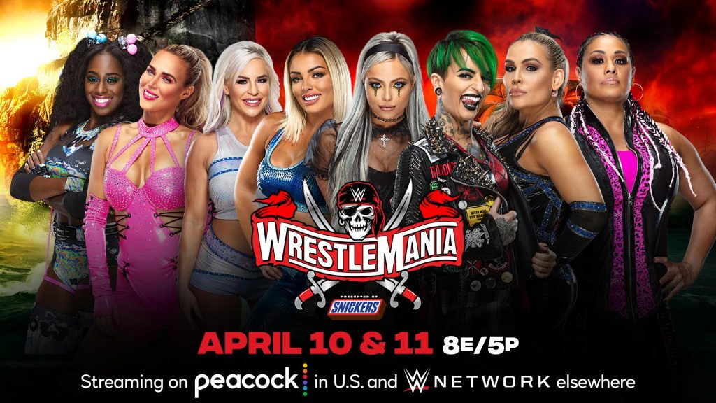 Predicciones y previa WrestleMania 37