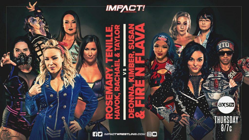 Previa IMPACT Wrestling 27 de mayo de 2021