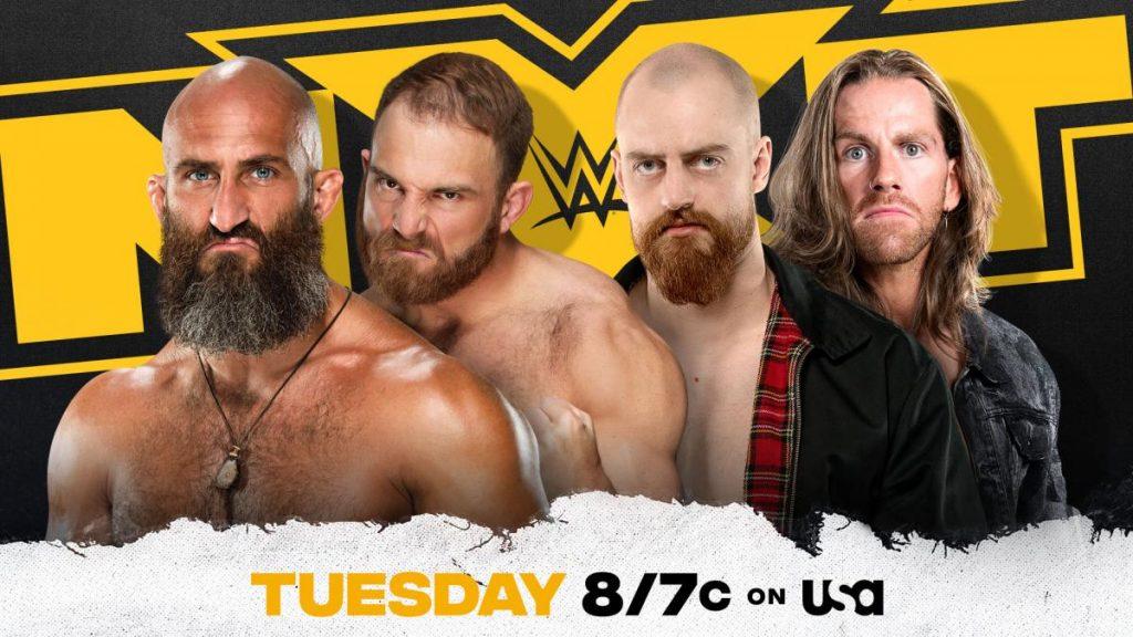 Previa WWE NXT 4 de mayo de 2021