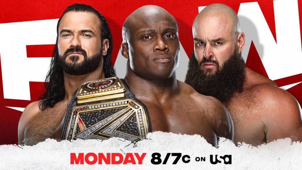 Previa WWE RAW 3 de mayo de 2021