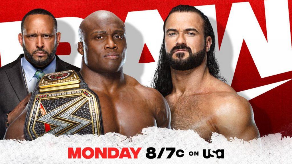 Resultados WWE RAW 10 de mayo de 2021