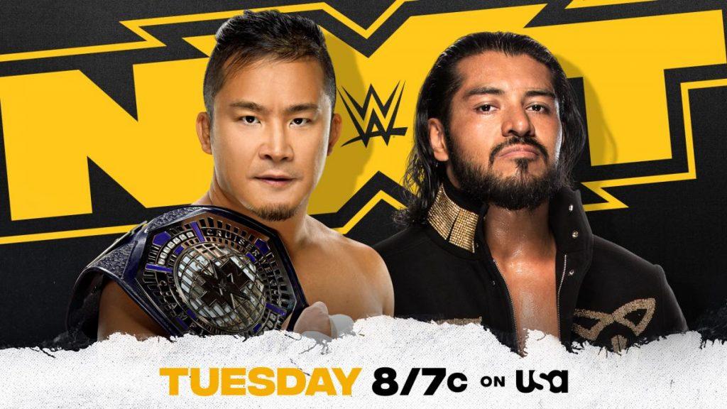 Previa WWE NXT 11 de mayo de 2021