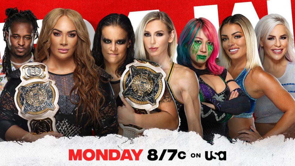 Previa WWE RAW 10 de mayo de 2021