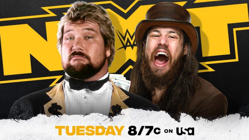 Previa WWE NXT 25 de mayo de 2021