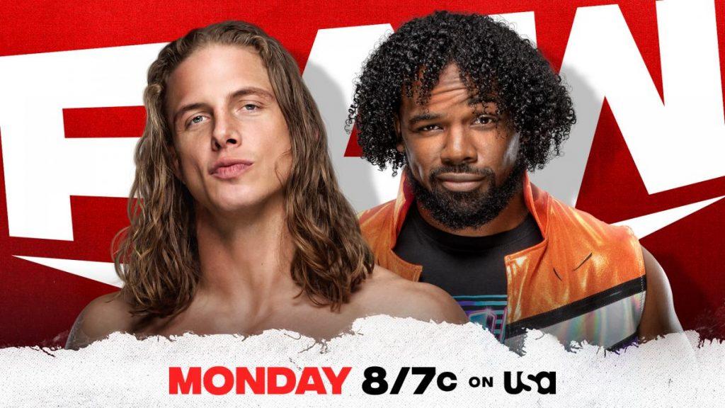 Previa WWE RAW 24 de mayo de 2021