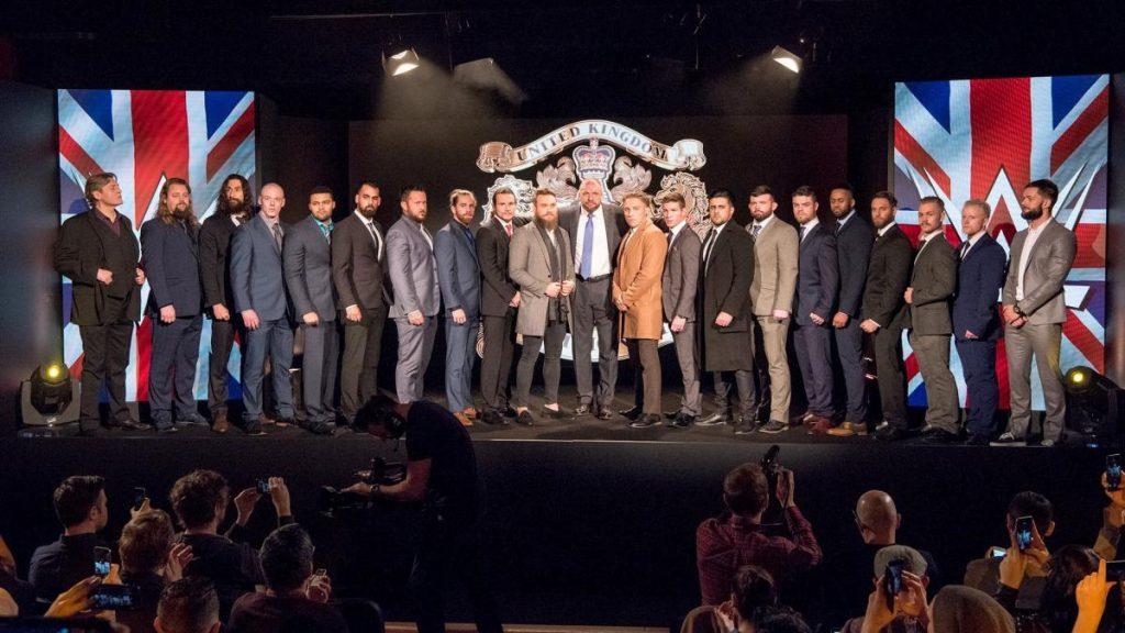 NXT UK: reminiscencias de la marca negra y dorada de antaño