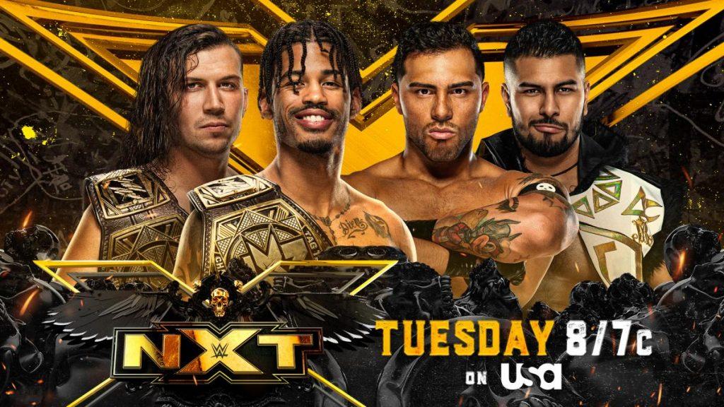 Previa WWE NXT 1 de junio de 2021