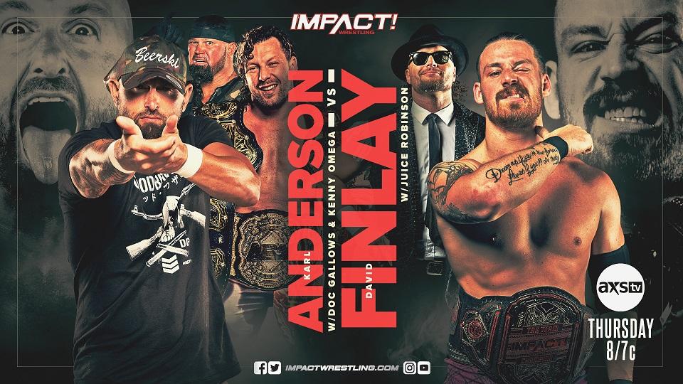 Previa IMPACT Wrestling 13 de mayo de 2021