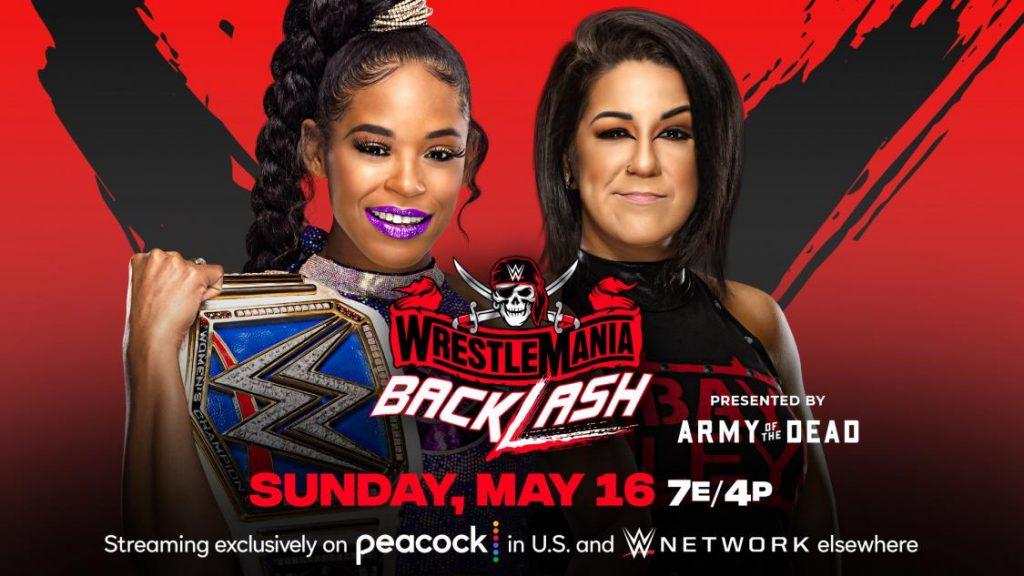 Predicciones y previa WWE WrestleMania Backlash 2021