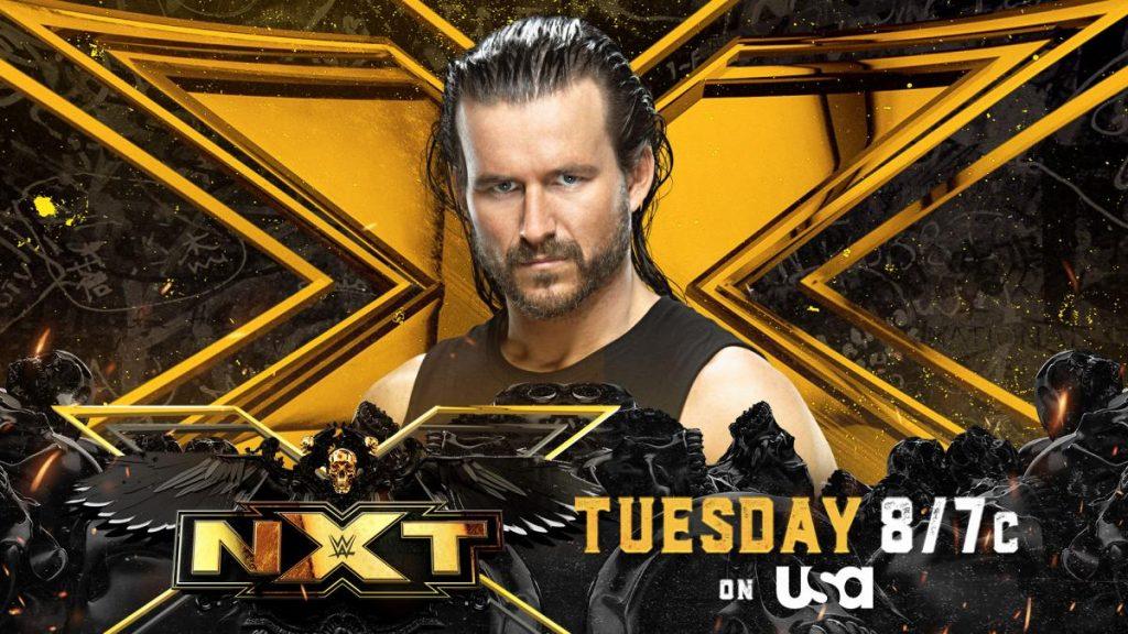 Previa WWE NXT 22 de junio de 2021