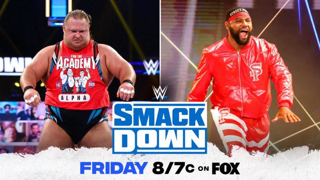 Previa WWE SmackDown 18 de junio de 2021