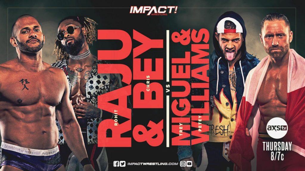 Previa IMPACT Wrestling 10 de junio de 2021