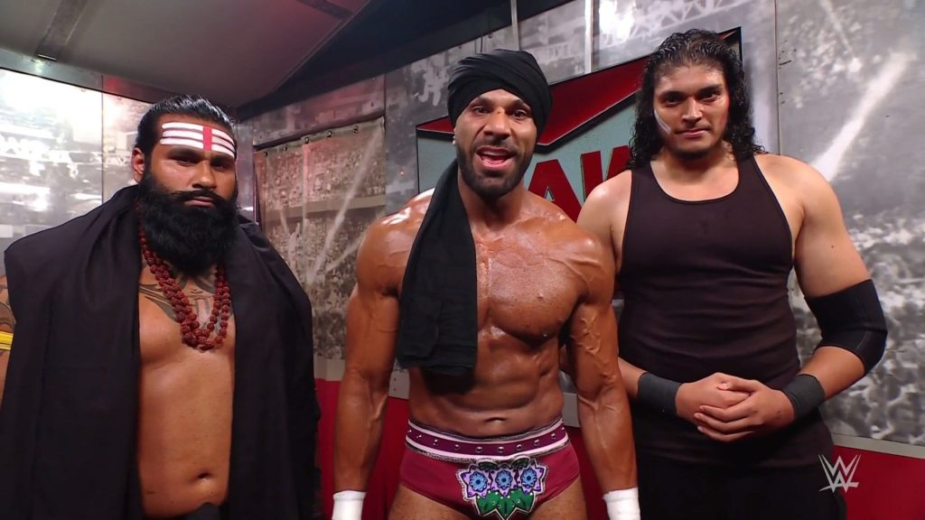 Spoilers WWE Main Event 28 de junio de 2021