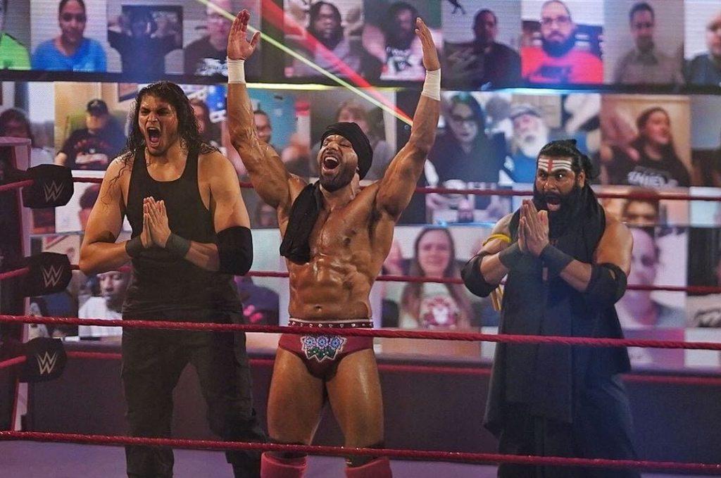 Spoilers WWE Main Event 7 de junio de 2021