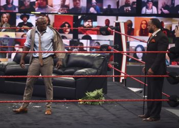 Resultados WWE RAW 12 de julio de 2021