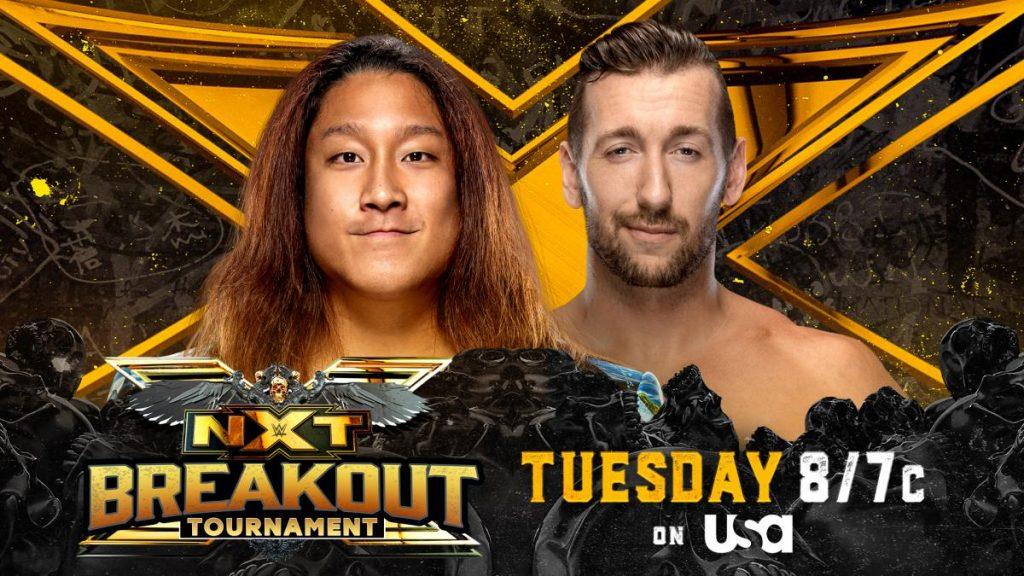 Previa WWE NXT 13 de julio de 2021