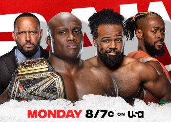 Xavier Woods da la sorpresa derrotando a Bobby Lashley en WWE RAW