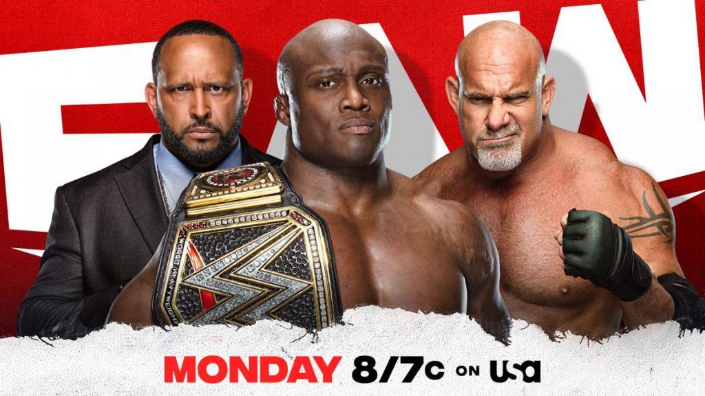Previa WWE RAW 26 de julio de 2021