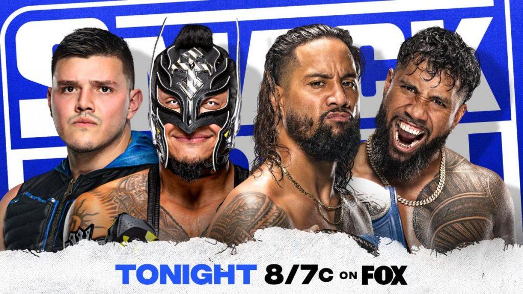 Previa WWE SmackDown 30 de julio de 2021