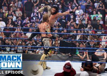 WWE SmackDown 16 de julio de 2021 completo