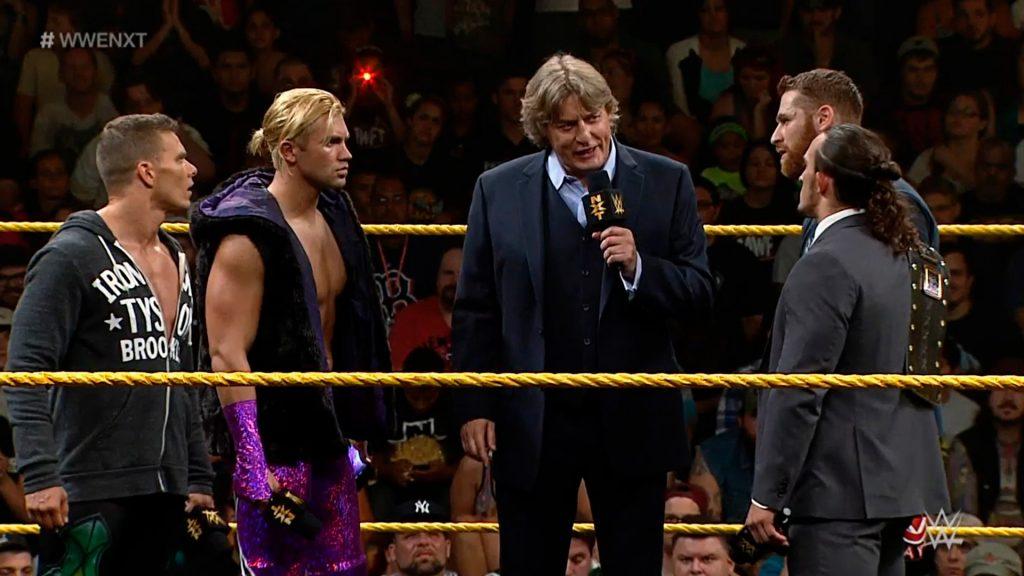 NXT TakeOver: Fatal 4 Way, un main event para construir la alternativa