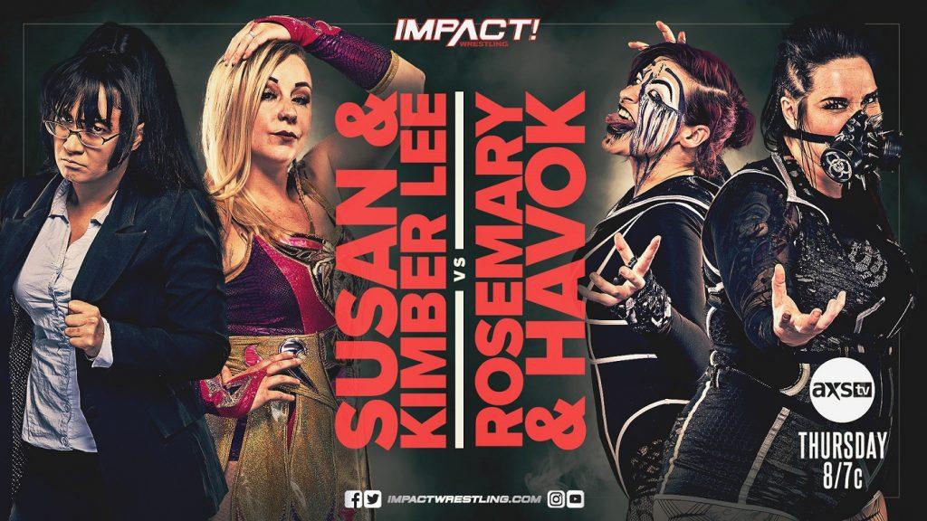 Previa IMPACT Wrestling 8 de julio de 2021