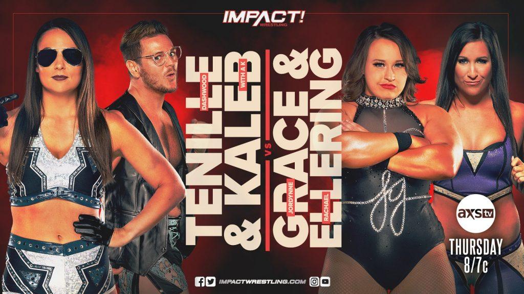 Previa IMPACT Wrestling 15 de julio de 2021