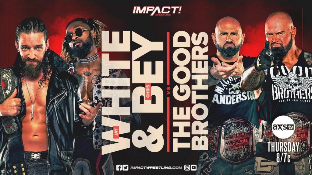 Resultados IMPACT Wrestling 29 de julio de 2021