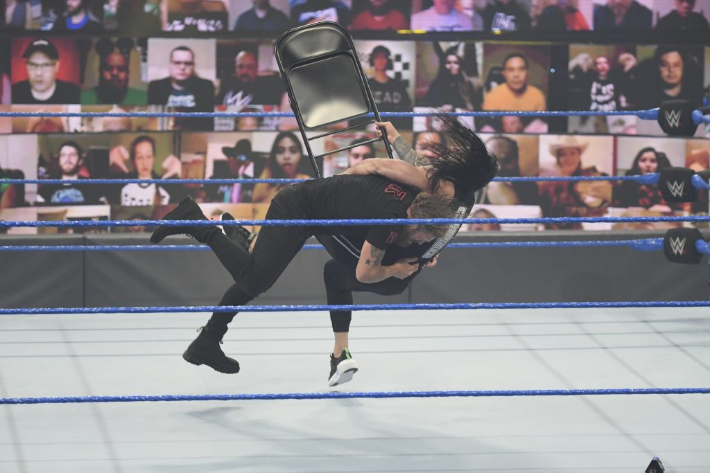Previa WWE SmackDown 2 de julio de 2021