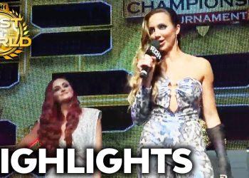 Chelsea Green aparece en ROH Best in the World 2021