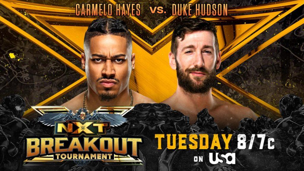 Previa WWE NXT 17 de agosto de 2021