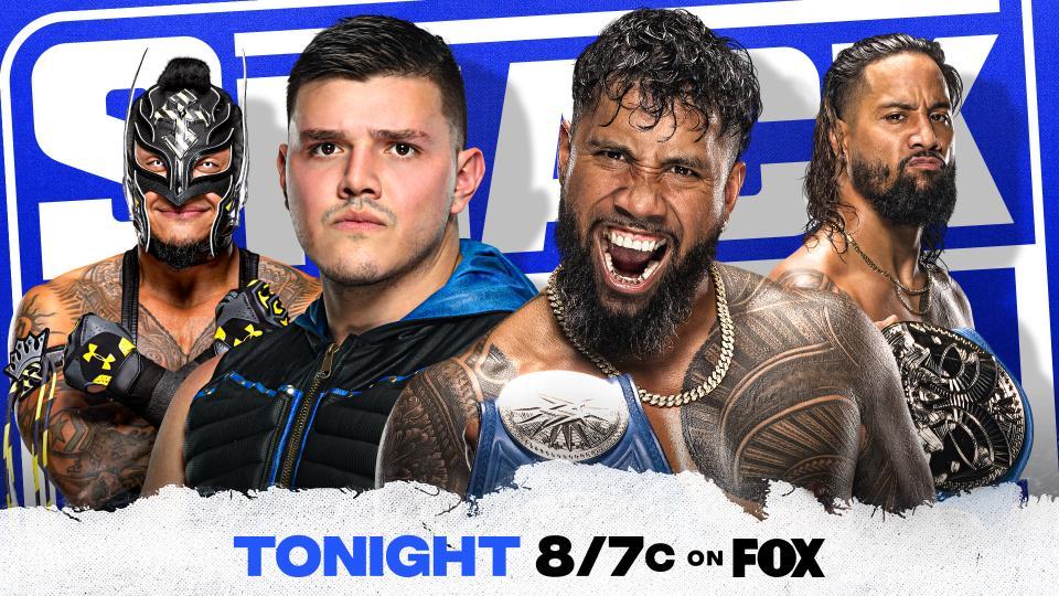 Previa WWE SmackDown 6 de agosto de 2021