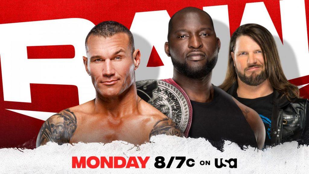 Previa WWE RAW 16 de agosto de 2021