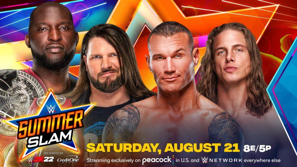 Predicciones y previa WWE SummerSlam 2021