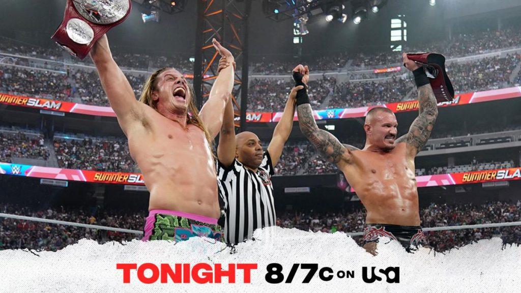 Previa WWE RAW 23 de agosto de 2021