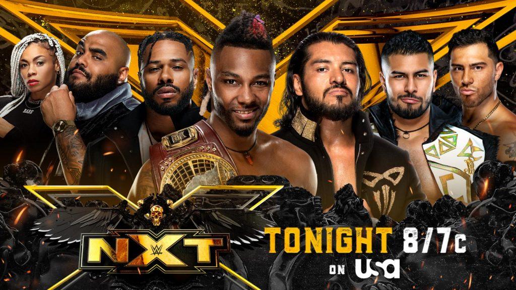 Previa WWE NXT 24 de agosto de 2021