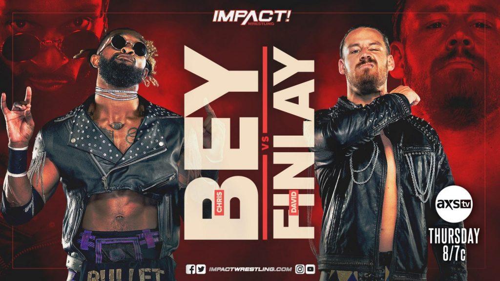 Previa IMPACT Wrestling 26 de agosto de 2021