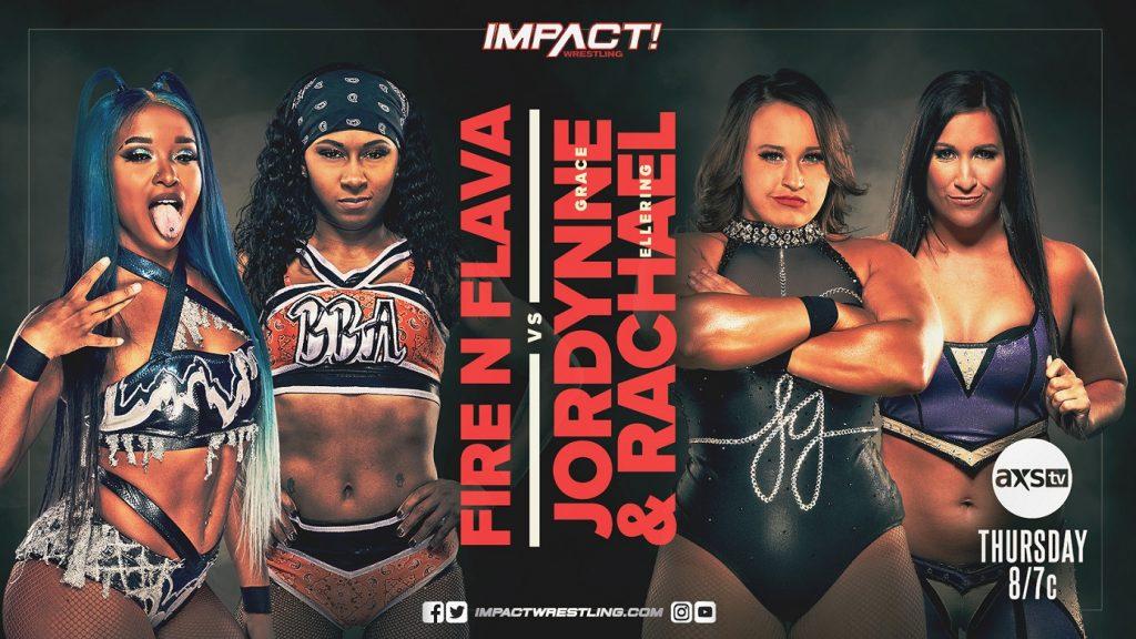 Previa IMPACT Wrestling 5 de agosto de 2021