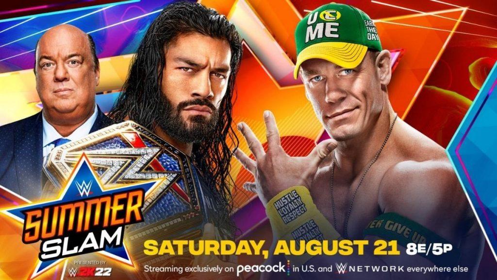 John Cena SummerSlam 2021