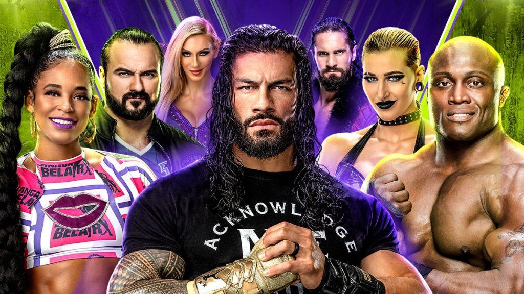 Cartelera WWE Extreme Rules 2021 actualizada