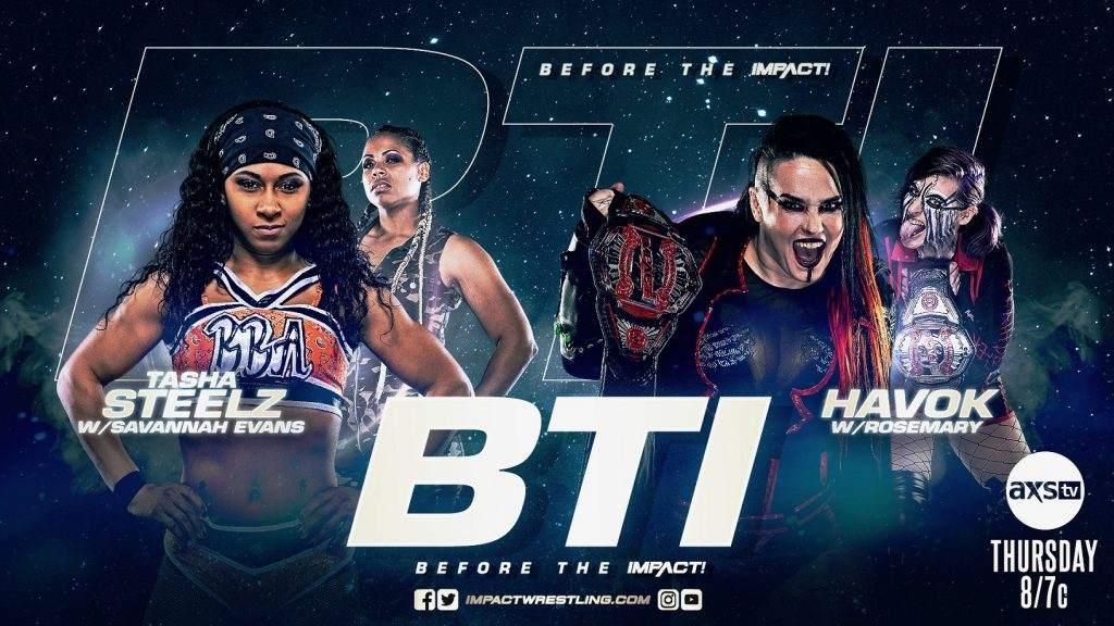 Previa IMPACT Wrestling 19 de agosto de 2021