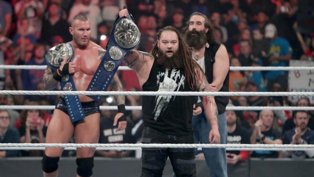 La muerte de The Wyatt Family